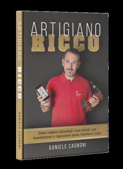 Libro Artigiano Ricco - Daniele Cagnoni